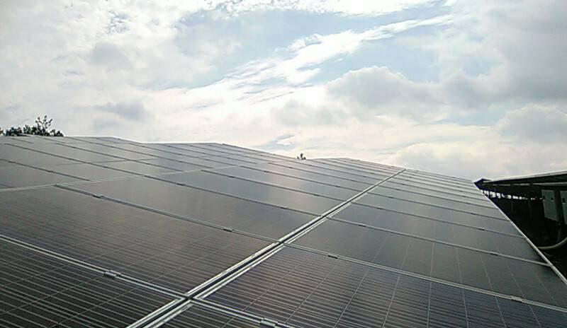 捷报:瑞金市50MW村级光伏扶贫项目一期工程并网发电